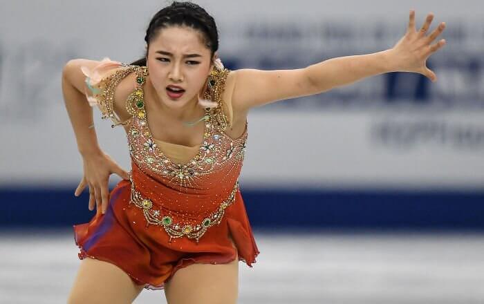 Sputnik 日本 が記事を更新! 樋口新葉の記者会見 ロシア女子はみんなライバル