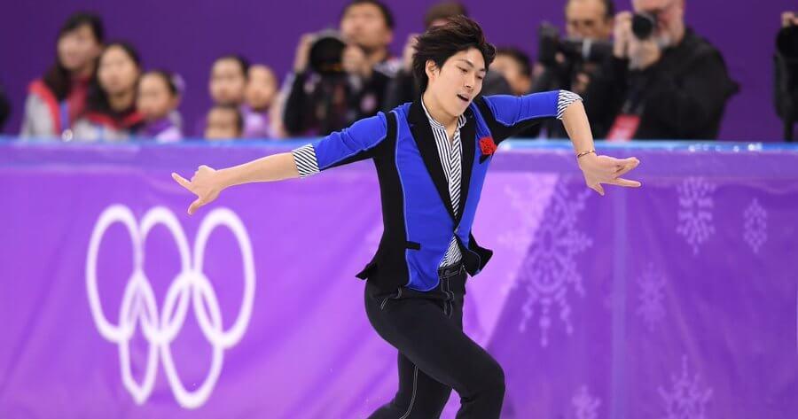 GPS中国杯2019 主な競技日程&放送予定、出場予定選手は!?