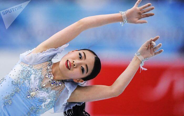 Sputnik 日本 が記事を更新! 紀平梨花 ロシア女子も未踏の連続ジャンプに成功