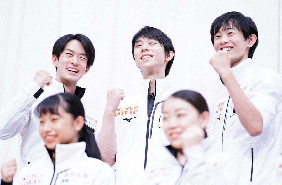 GPS NHK杯2019 羽生結弦、前日会見詳報! 「最後まで全力で健康に」…島田、山本への助言「出し切ることの大変さ感じて」…