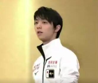 【映像あり】羽生結弦インタビュー! 「NHK杯は自分の中では特別」