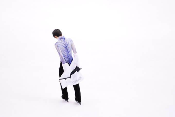 スポーツ報知の 矢口亨カメラマン が 「羽生結弦のSP」を写真集を作る感覚でまとめてくれている!