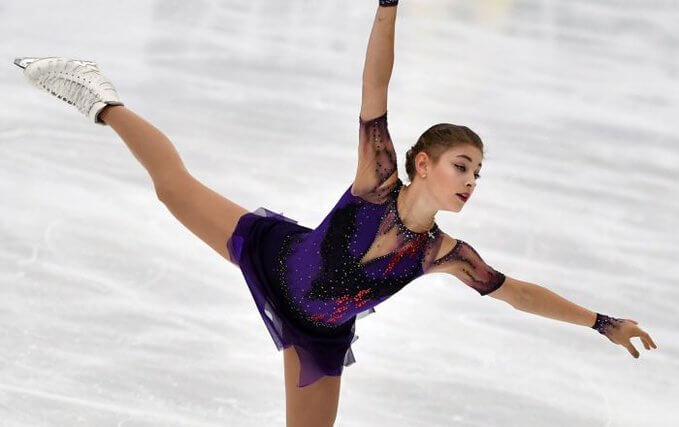 アリョーナ・コストルナヤ が羽生選手と似ている点について語る! くまのプーさんの代わりにユニコーン