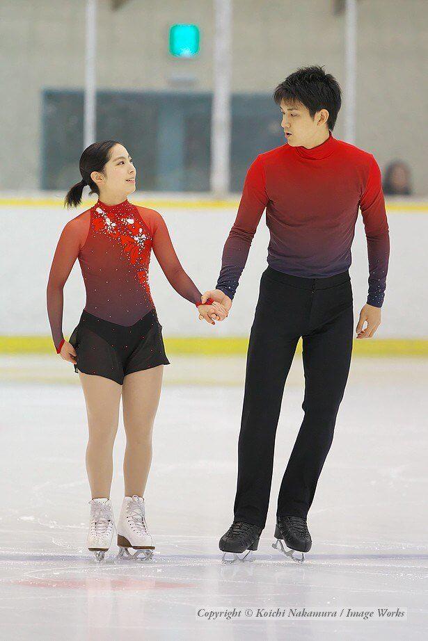 NHK杯で見事な演技を披露した三浦璃来&木原龍一組、NHK杯前の ウォーカープラス の記事が「読み応えがある」と話題に!