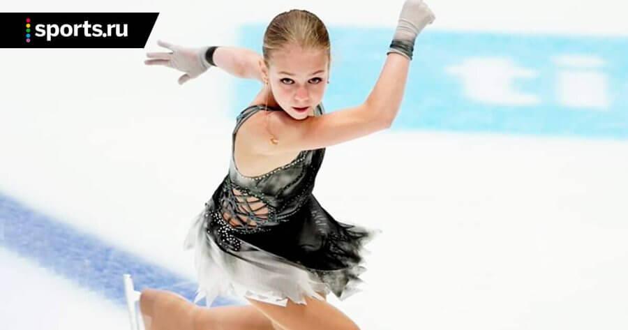 ロシアのサイト sports.ru が記事を更新! アレキサンドラ・トゥルソワ 「小さなミスがあったので、それについて練習する。明日は全部できるよう頑張りたい」