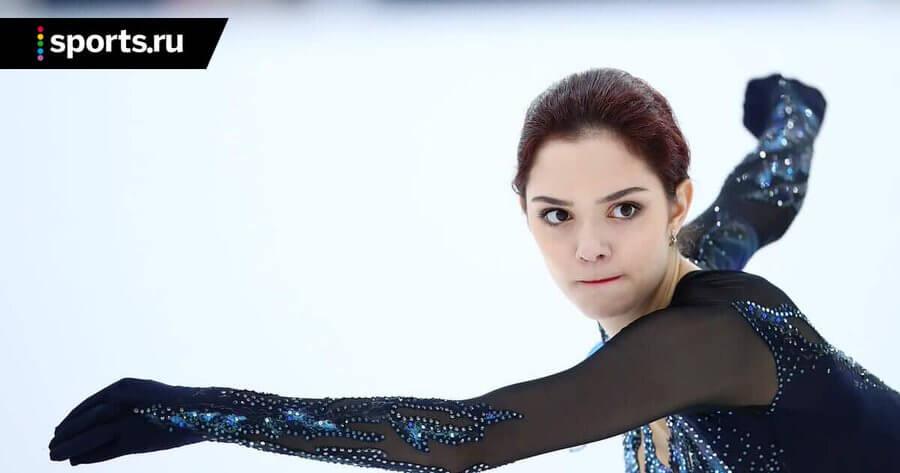 ロシアのサイト sports.ru が記事を更新! エフゲニア・メドベージェワ 「29歳になったらいまよりもジャンプはもっと難しくなる。でも38歳になっても精神的な気運が許すなら演技をしたい」