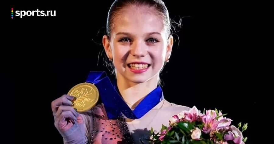 ロシアのサイト sports.ru が記事を更新!  アレキサンドラ・トゥルソワ 「羽生結弦の次に SBSクワド を跳びたい人はいるか?… ネイサン・チェン と 宇野昌磨 …」
