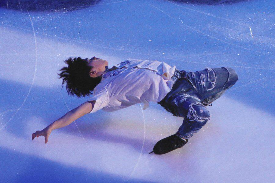 【映像あり】男の色気漂う姿の宇野昌磨! 「ショーマ・コール」に笑み…「ノーミス最低条件」全日本への第一歩
