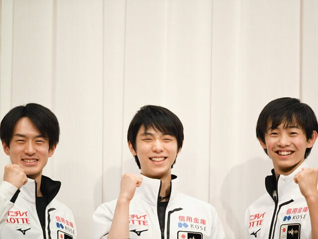 山本草太 と 島田高志郎、2人の後輩たちが語った王者・羽生結弦 から受けた大きなインパクト