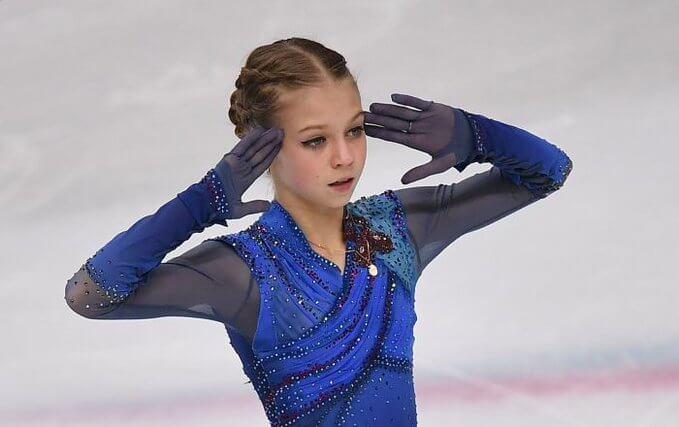 羽生結弦 の誉め言葉に アレキサンドラ・トゥルソワ 歓喜! 「ユヅルと一緒に4回転跳びたい」