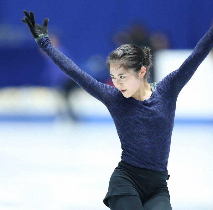 V奪回へ、宮原知子はリンクに好感触「ジャンプが上がる感じがある」 全日本フィギアスケート選手権