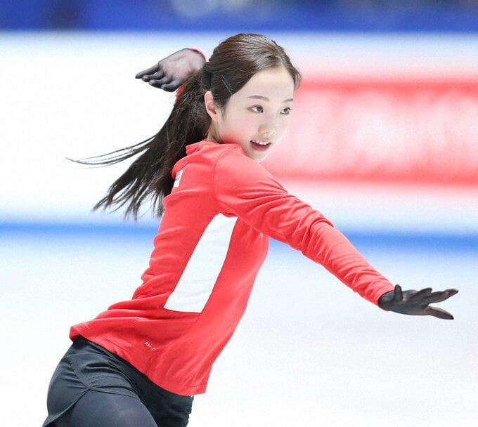 本田真凜「思い切りやるだけ」昨年15位の悔しさ晴らす! 全日本フィギアスケート選手権