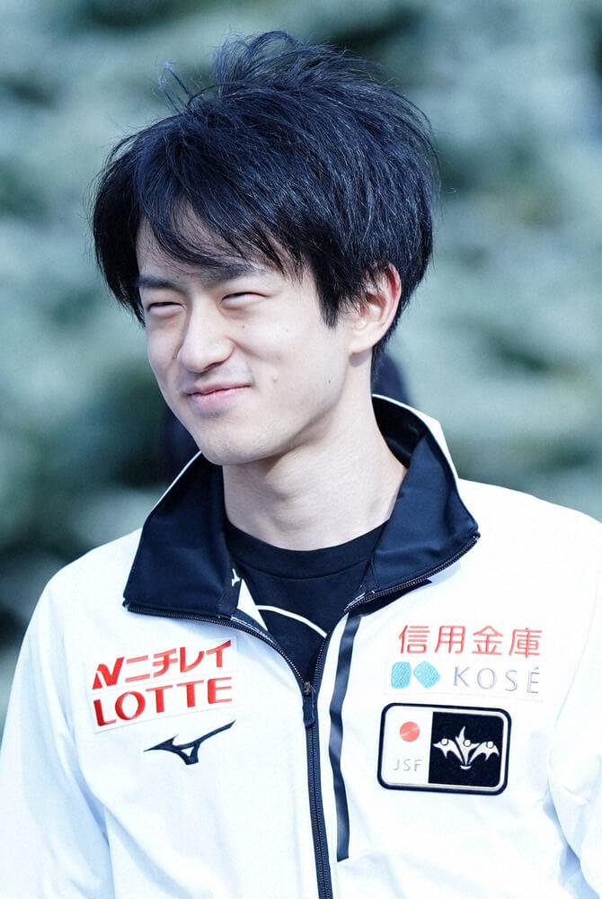 山本草太「滑りたくないと思うくらい」豊富な練習で自信! 全日本フィギアスケート選手権