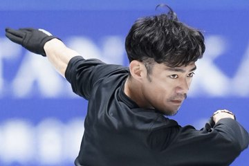 高橋大輔 ラスト舞台へ闘志! 左足首不安も「奇跡が起これば」 全日本フィギアスケート選手権