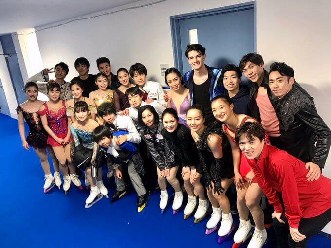 全日本フィギアスケート選手権・オールジャパン メダリストオンアイス 全日程を終える!  選手のみなさん、関係者のみなさん、本当にお疲れさまでした。