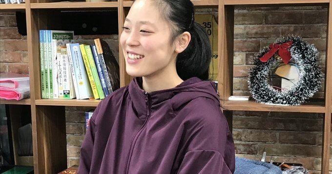 N高等学校 がホームページに掲載! 川畑和愛さん 特別インタビュー 第88回全日本フィギュアスケート選手権大会 3位入賞