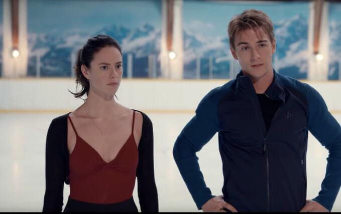 ネットフリックス フィギュアスケートの新作ドラマを2020年元旦に公開 予告編がすごい!