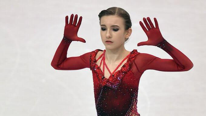 ジュニアグランプリファイナル2019 銅メダル の ダリア・ウサチョワ が アリーナ・ザギトワ・宇野昌磨 に言及!