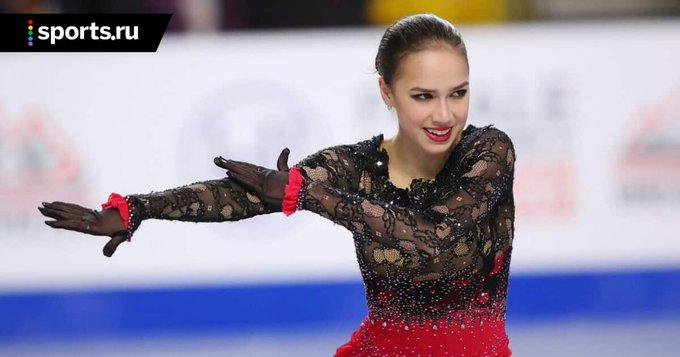 ロシアのサイト sports.ru が記事を更新! アリーナ・ザギトワ が 競技一時中断についてコメント 「…私には今、人生ですべてのものがありますが、いつも何かが足りないように思っています。自分の状態を取り戻し、スタートラインに立ちたい …」