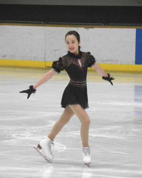 京都府総体ジュニア選手権 幼年女子 本田紗来V …米国練習で ネイサン・チェン から刺激…