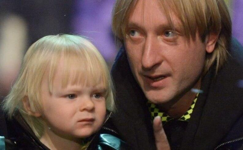 エフゲニー・プルシェンコ 氏 の息子、チャンピオンを目指す! パパ兼コーチが動画公開