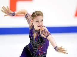 """【映像あり】ロシアフィギアスケート選手権 女子SP アリョーナ・コストルナヤ """"世界最高""""89.86点! 男子SP 首位も上回る"""