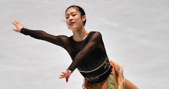 川畑和愛 はパトリック・チャンやカロリーナ・コストナーを理想とする17歳の少女だが、本質は…自分が今何をやらなくてはいけないか、優先順位もパッパッと立てられる選手…だという。