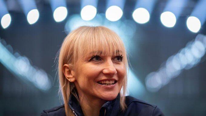 ドイツスケート連盟のトップ アリョーナ・サフチェンコ、アリオナ・サフチェンコ さんの復帰と2022年冬季五輪を目指す可能性を示唆!