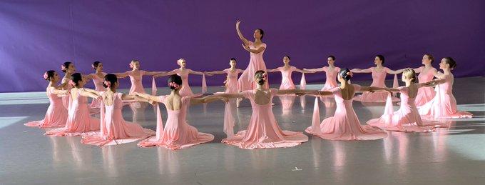 【映像あり】Crescendo Conservatory から素敵な トリビュートバレエ の新作