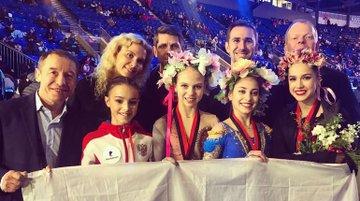 エテリ組アイスショー「チャンピオンズ・オン・アイス」 3/31 カザン、4/3 ペルミ、4/8 ペテルブルク 開催! …ザギトワ、トゥルソワ、シェルバコワ、コストルナヤらが出演決定…