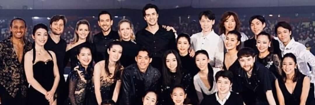 「ICE EXPLOSION 2020」まるで祝祭! 高橋大輔 がアイスダンスデビューで魅せた「華やかな闘志」