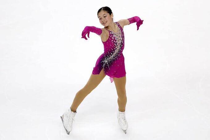 全米フィギアスケート選手権 女子FS 天才少女 アリサ・リウ が14歳で連覇! …圧巻4回転ルッツ、235点超えに涙…