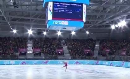 【映像あり】ローザンヌ2020 ユースオリンピック 女子SP 上位選手演技動画のまとめ!
