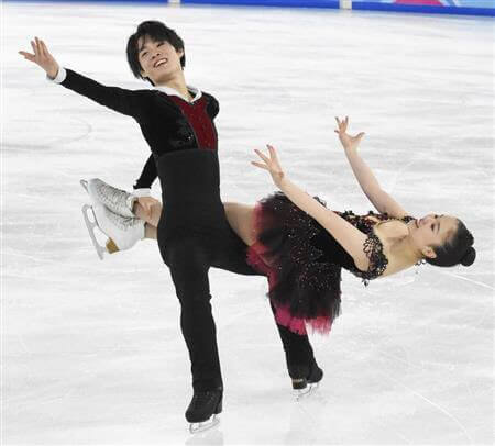 ローザンヌ2020 ユースオリンピック 女子シングル 河辺愛菜 が4位、アイスダンス 吉田・西山組 は6位!