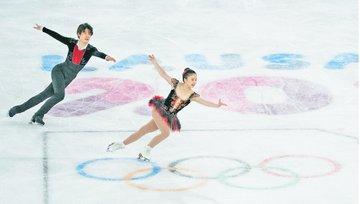IOC が冬季ユース五輪6位入賞のアイスダンス 'うたしん'こと 吉田唄菜・西山真瑚組 を特集! …クリケットクラブで一緒の羽生結弦から『多くを学べた』と西山…