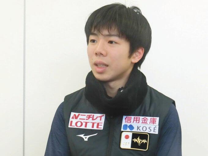 佐藤駿、ジュニア2冠で仙台の先輩に続けるか!  …羽生結弦が達成したスーパースラムは「初めて聞いたので…」…