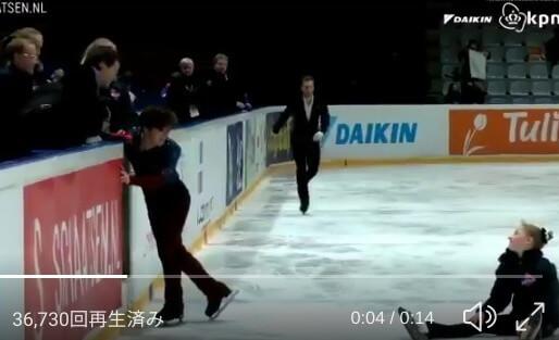 宇野昌磨、演技後のさりげないフォローに反響!  …フラワーガール転倒「優しくて和んだ」…