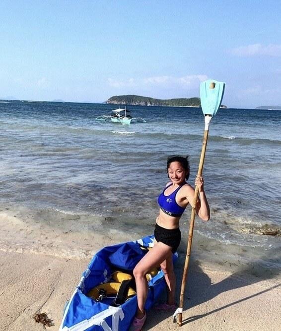 安藤美姫、水着ショット公開で反響!  …「スタイルいい」「新鮮です」…