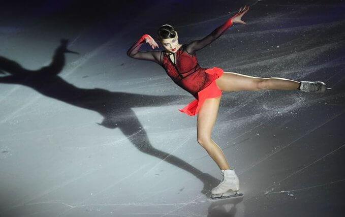 【映像有】ロシア女子「スーパートリオ」、エキシビションでファンを魅了!  …トルソワは新ナンバー、コストルナヤはイメチェン…