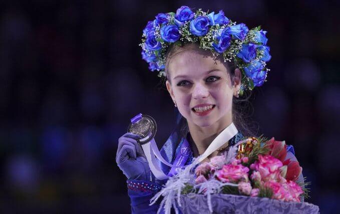 アレキサンドラ・トゥルソワ、『Tatler』誌のインタビューに応じる!  …すべての4回転ジャンプを習得し、五輪で金メダルを獲得する計画…