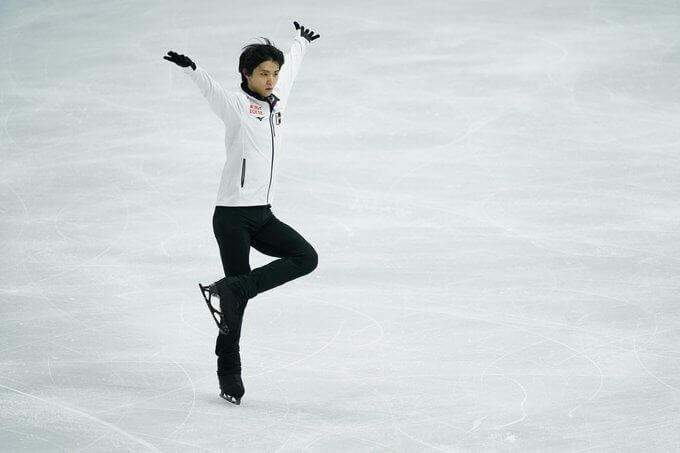 四大陸フィギアスケート選手権2020、男子シングルの公式練習の写真が続々とアップ!