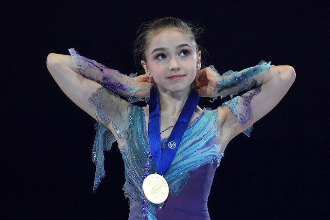 フィギュア界にロシアから天才少女!  …もう日本人は勝てないのか…
