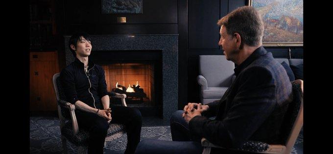 【映像有】CBC Sports が羽生結弦のインタビューをアップ!  …スコット・ラッセルさんによる…