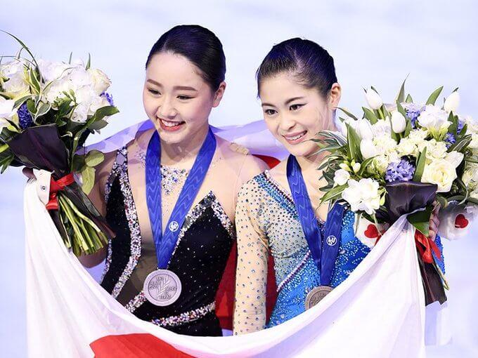 来季の日本女子フィギュアは競争激化!  …樋口新葉、宮原知子が得た3枠をめぐり…