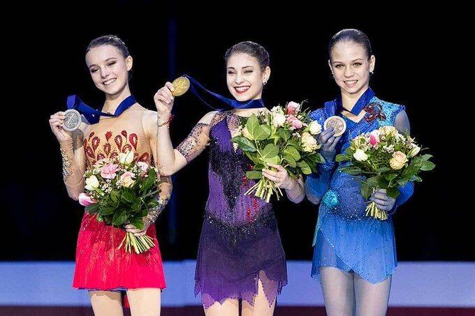 五輪メディアが今季を回顧「いかに局面を変えたか」!  …「ロシア3人娘に独占された」…