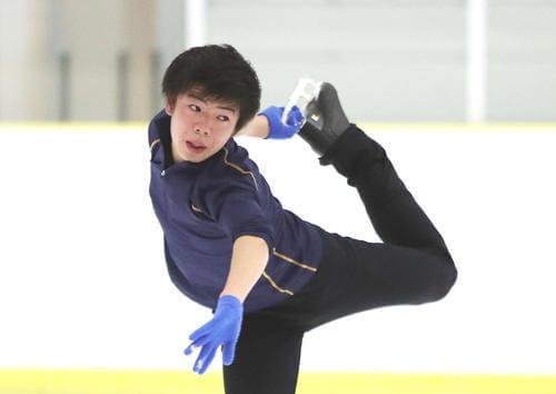 佐藤駿、ジュニア2冠へ!  …羽生結弦が「5回転」太鼓判…