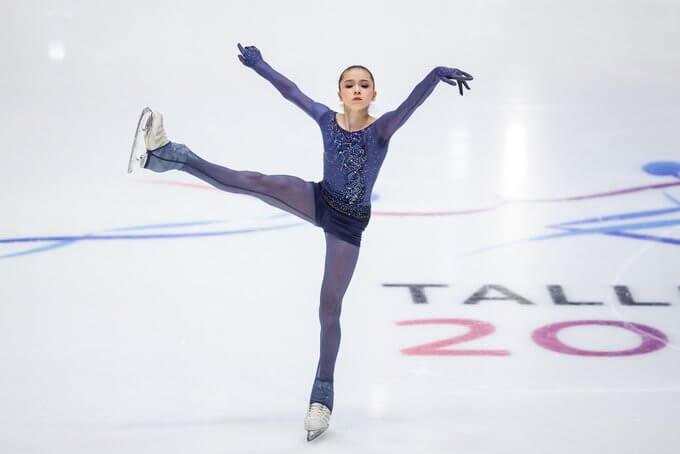 【映像有】ロシアの13歳ワリエワ選手、ジュニアSP世界最高点で首位発進!  …河辺愛菜(15=関大KFSC)8位、川畑和愛(ともえ、18=N高東京)10位 発進…