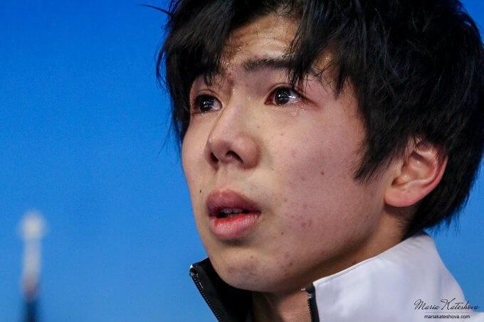 佐藤駿、演技乱れて悔し涙!  …「ルッツが抜けたところが一番悔しい」…