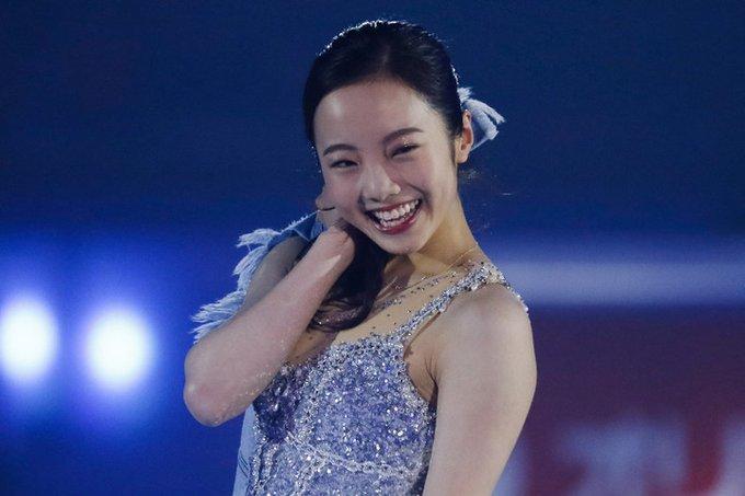 本田真凜、望結、紗来と三姉妹インスタライブ!  …羽生結弦は「自分の中の偉人みたいな感じ」…