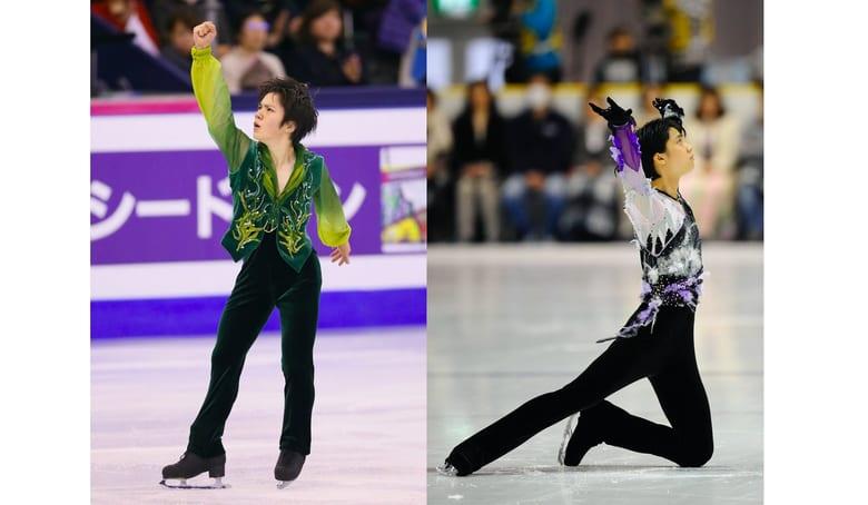 羽生結弦、宇野昌磨ら、フィギュアスケーターたちのメッセージと名演技 まとめ!